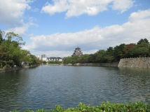 Summer at Hiroshima Castle