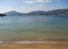 On the Beaches of Miyajima